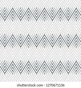 geometric vector pattern, repeating trapezoid diamond shape. pattern is on swatches panel.