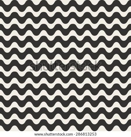 Geometric Wave Pattern Stock Vector Royalty Free 60 Interesting Wave Pattern