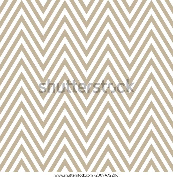 Geometric zig zag seamless high resolution pattern