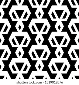 Geometrical figures wallpaper. Triangles, rhombuses, trapeziums pattern. Geometric background. Digital paper, abstract.Shapes backdrop. Seamless ornament