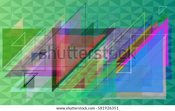 geometry background texture