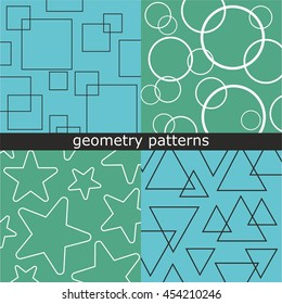 geometry patterns vector