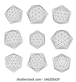 Geometry Wireframe