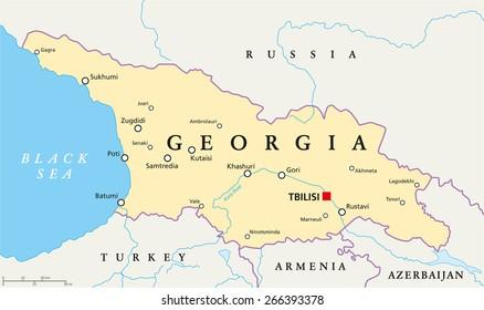 Map Of Republic Of Georgia.Republic Of Georgia Images Stock Photos Vectors Shutterstock