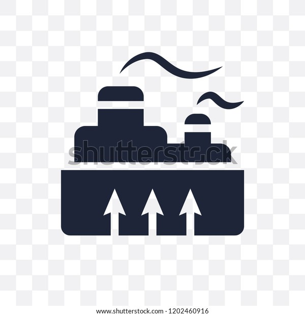 geothermal energy transparent icon geothermal energy stock vector royalty free 1202460916 https www shutterstock com image vector geothermal energy transparent icon symbol design 1202460916