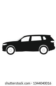 German luxury suv bmw X7, x1, x3, x5