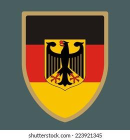 German patch