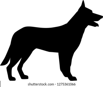 German Shepherd Silhouette Images Stock Photos Vectors Shutterstock Here you can explore hq german shepherd silhouette transparent illustrations, icons and clipart with filter setting. https www shutterstock com image vector german shepherd silhouette black 1275361066