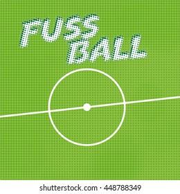 Fussball Illustration Stock Vectors Images Vector Art