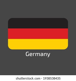 Germany Flag Germany flag victor