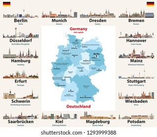 Map City Magdeburg Images Stock Photos Vectors Shutterstock