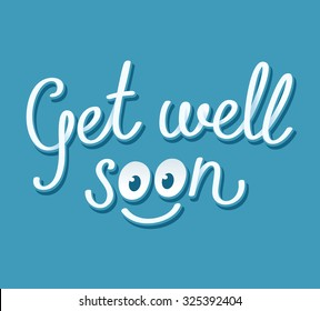 Get Well Soon Card Images, Stock Photos & Vectors | Shutterstock