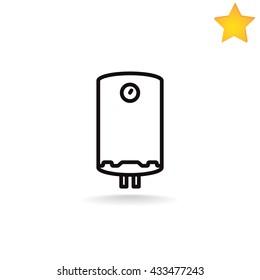 Geyser Icon.