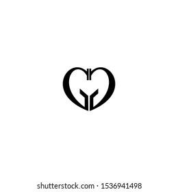 GG G G Logo Icon Vector Template