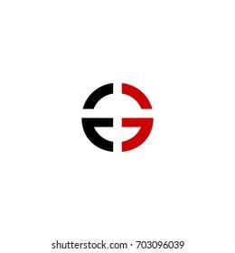 gg letter logo