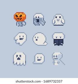 Ghost Sprite Sheet