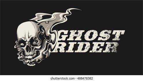 Ghost Rider Images Stock Photos Vectors Shutterstock