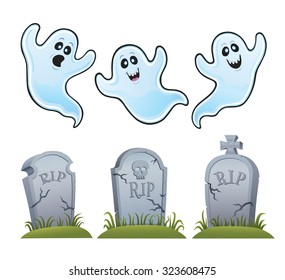 Ghosts and Tombstones