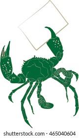 Giant Mud Crab