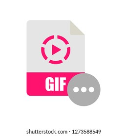 GIF Format Options icon