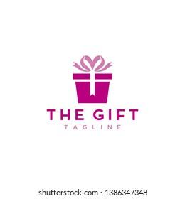 Design des Geschenkbox-Konzepts