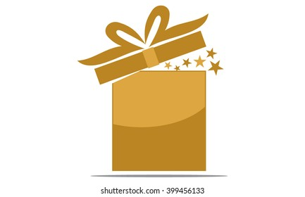 27+ Gift Box Logo Images