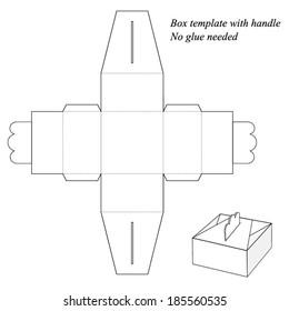 Ilustraciones Imágenes Y Vectores De Stock Sobre Cake Box