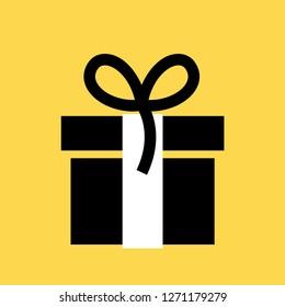 Gift Box vector icons.