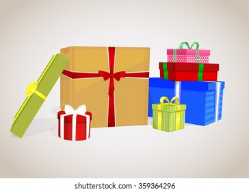 Gift Boxes for Holidays