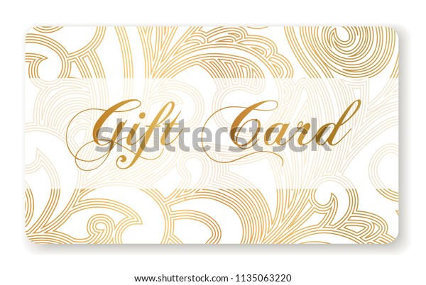 Gift Card Gift Card Discount Gift Stock Image Download Now