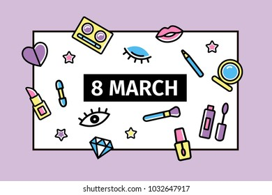 gift cards for 8 march. women's day.