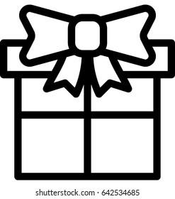 Gift Vector Icon