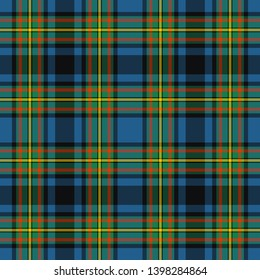 Gillies Ancient Tartan. Seamless pattern for fabric, kilts, skirts, plaids