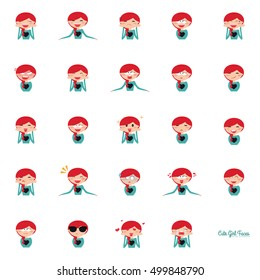 girl expression faces