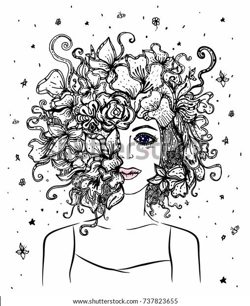 54 Top Coloring Book Pages Portrait Pictures