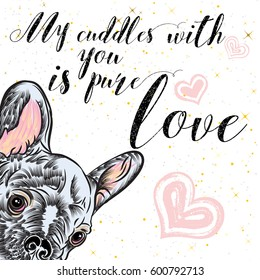 My French Bulldog Images, Stock Photos & Vectors | Shutterstock