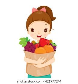 Cartoon Healthy Food Images Stock Photos Vectors Shutterstock