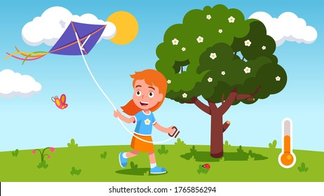 Sunny Day Clipart Images Stock Photos Vectors Shutterstock