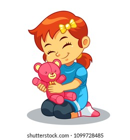 Girl Playing With Doll Images Stock Photos Vectors Shutterstock