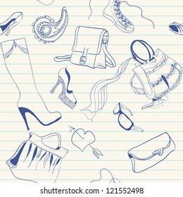 girlie doodles
