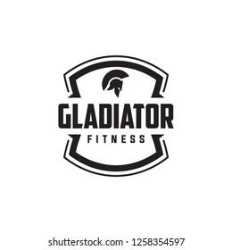 gladiator vitange ilustration