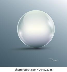 Glass balls, sphere