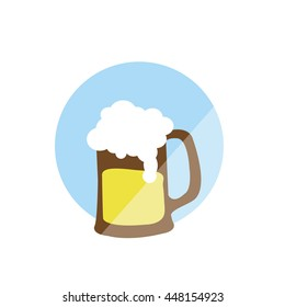 glass beer icon