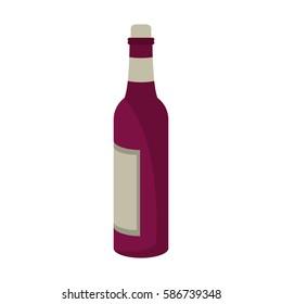 glass bottle wine liquor