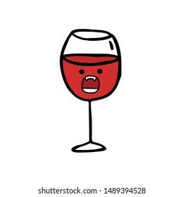 Wine Emoji Images, Stock Photos & Vectors | Shutterstock