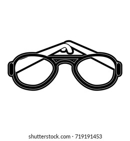 18f7176f180 Set Glasses Isolated Model Icons On Stock Photo (Edit Now ...
