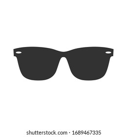 Glasses Icon for Graphic Design Projects