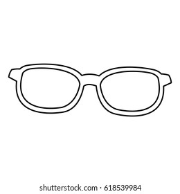 glasses icon image
