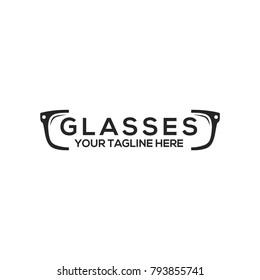 Glasses Logo Design
