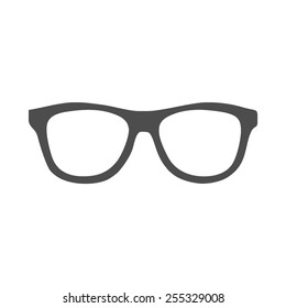 Glasses vector image to be used in web applications, mobile applications and print media